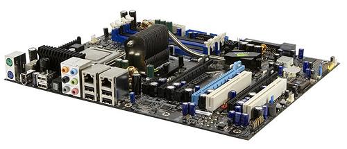 nForce 680 SLI-moederbord