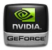 nVidia GeForce logo (nieuw)