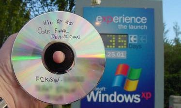 Windows XP Devil's Own