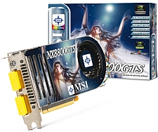 MSI NX8800GTS