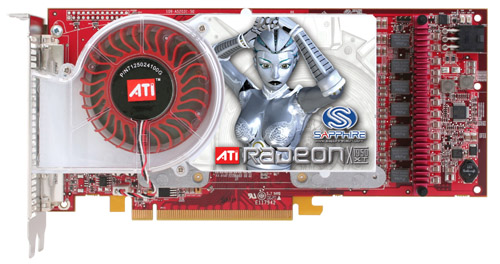 Sapphire Radeon XT1950 XT