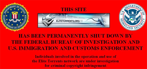 EliteTorrents down