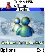 MSN op Symbian-gsm's met Turbo MSN