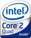 Intel Core 2 Quad logo