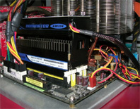 Corsair DDR2 PC8888C4-geheugen