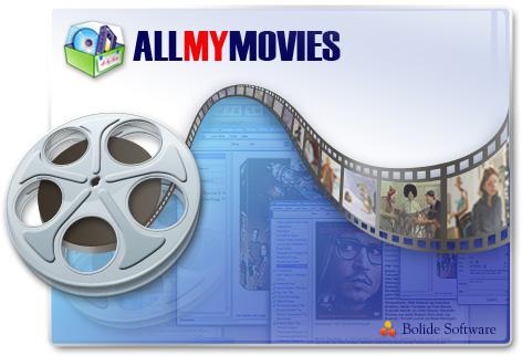 All My Movies 4.0 splashscreen