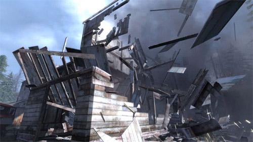 Heel veel losse deeltjes in Half-Life 2