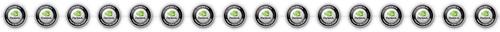 Veel kleine nVidia-logootjes