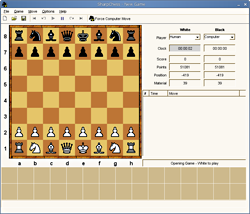 SharpChess in Mono met Win.Forms