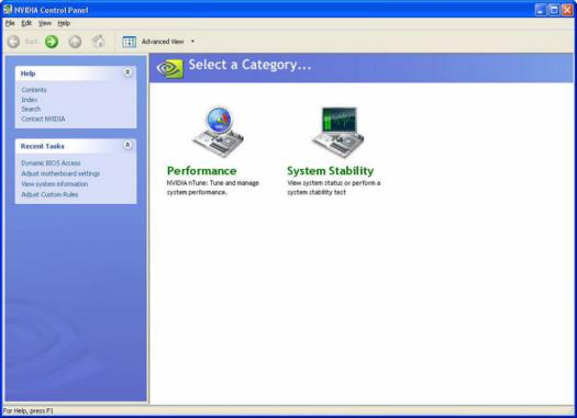 nVidia nTune screenshot (resized)
