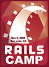 Rails Camp-logo