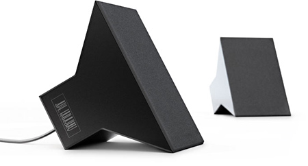 Art Lebedev Sonicum-speakerset