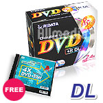 Ritek dual-layer dvd's