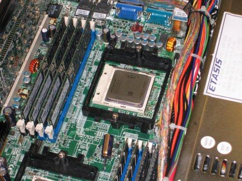 Artemis zijn tweede processor