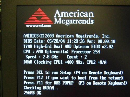 Artemis met 256MB geheugen