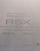 De dure RSX-chip van nVidia