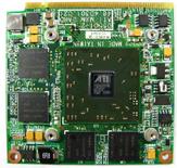 ATi Mobility Radeon MXM-kaart