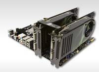 nVidia G80 SLI-rig