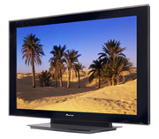 1080p-film op plasmascherm