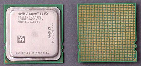 AMD Quad FX-processor