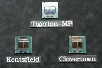 Clovertown, Kentsfield en Tigerton
