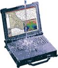 Water over laptop gegooid