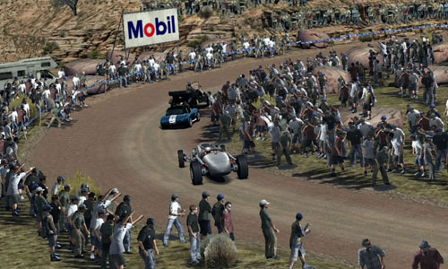 Gran Turismo HD Concept-screenshot