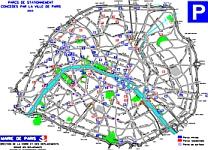 Een stukje 'broncode' van het framework 'Parijs'