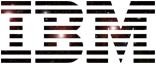 IBM-logo met sterretjes