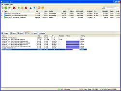 uTorrent screenshot