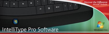 Microsoft IntelliType Pro 'Vista-ready'
