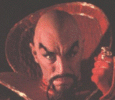 Flash-antagonist Emperor Ming
