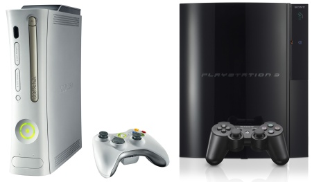 Xbox 360 + PlayStation 3