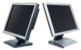 Twee tft-lcd-schermen