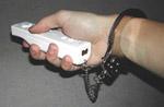 Handboeien als Wiimote-polsband