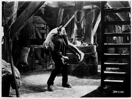 Shot uit de film Frankenstein (1931)