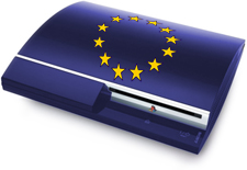 Europese PlayStation 3