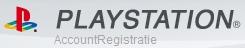 Playstation 3-accountregistratie