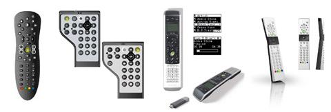 Philips afstandsbedieningen