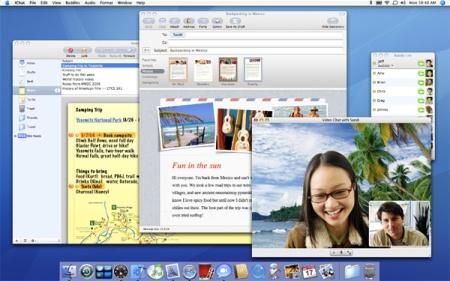 Screenshot Mac OS X