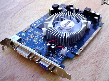 Zogis GeForce 7300 GT Turbo
