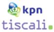 Logo's KPN + Tiscali
