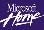 Ouderwets Microsoft Home logo