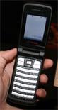 Telos-mobieltje met alfanumeriek toetsenbord