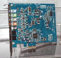 Creative X-Fi Xtreme Audio (pci-e)