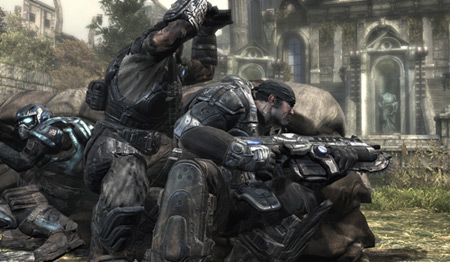 Gears of War ingame screenshot