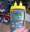 Temperatuur van -192°C
