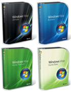 Windows Vista-dozen