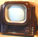 Ouderwetse tv
