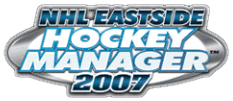NHL Eastside Hockey Manager 2007-logo